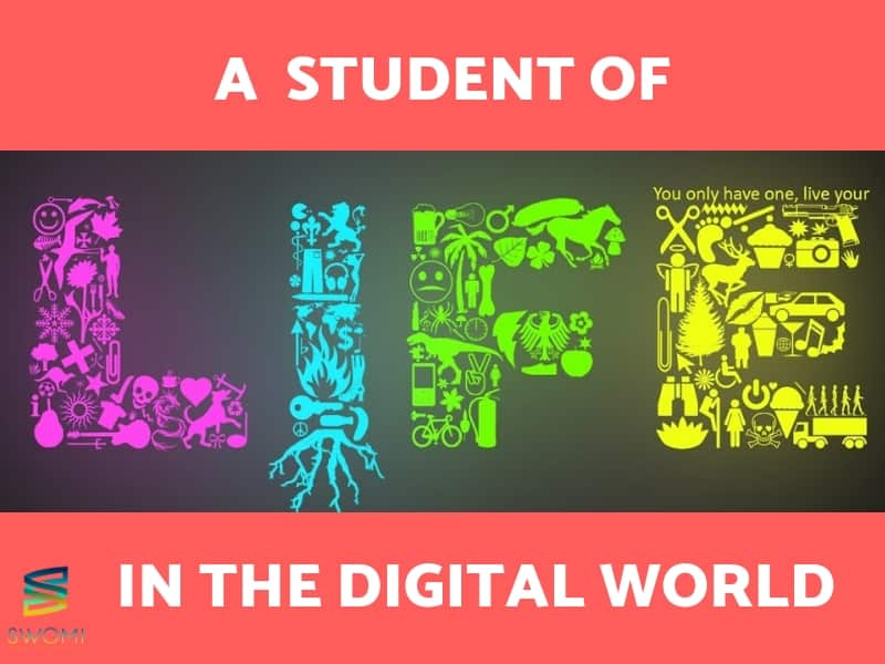 Students, Digital, Life, All, Digital Lifestyle, Second Nature, Help