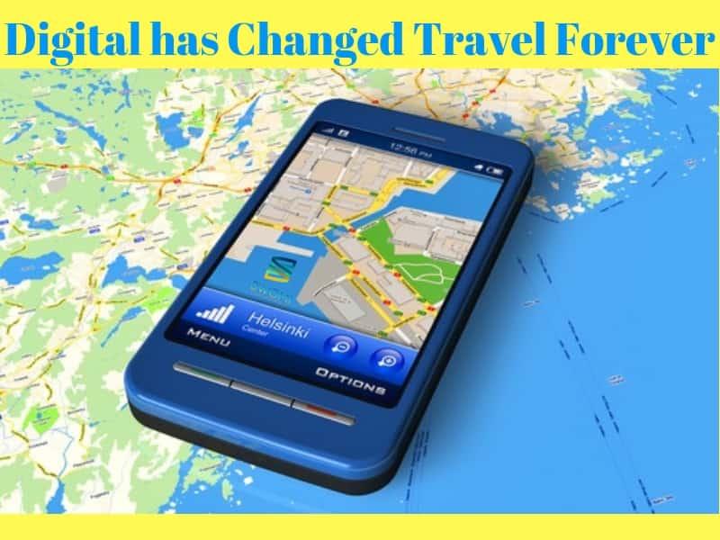 Digital, Travel, Forever, Lifestyle, Changed, Traveler, FOMO, Life